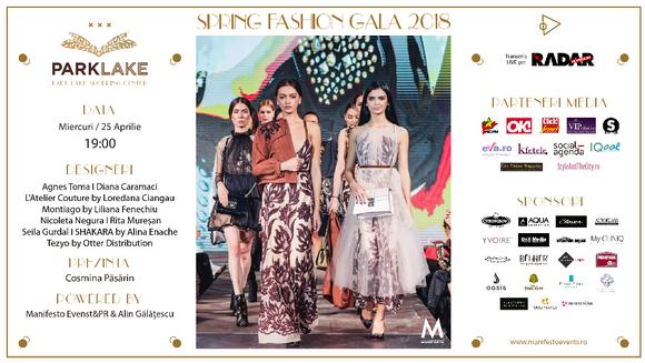 Spring Fashion Gala – cel mai aşteptat eveniment al momentului -Inspiraţie – Socializare – Gala -