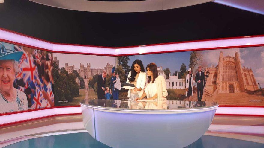Sambata, cel mai asteptat eveniment al momentului, Nunta Regala a Printului Henry de Wales si actrita Megan Markle, este oferit telespectatorilor in editiile speciale ale Stirilor Kanal D, de la ora 12:00 si 18:45!