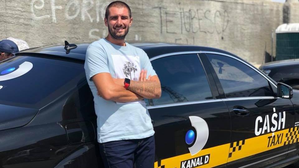 """Catalin Cazacu: """"Am plans dupa ce au coborat din masina!"""""""