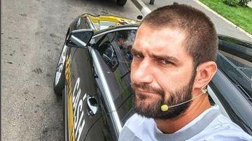 Ce a patit Catalin Cazacu in plina strada! Simpaticul prezentator a fost luat la rost de un taximetrist!