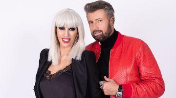 """Catalin Botezatu si Raluca Badulescu vor prezenta impreuna """"Asa DA, asa NU!"""", rubrica saptamanala de styling, in cadrul emisiunii """"Teo Show"""""""