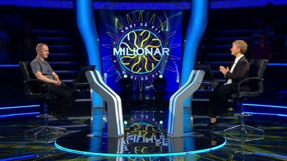 """In aceasta seara, la 22:30, se joaca """"Vrei sa fii milionar?"""", cu Teo Trandafir! Emotii uriase pentru unul dintre concurenti, aflat la doar cinci raspunsuri corecte de marele premiu!"""
