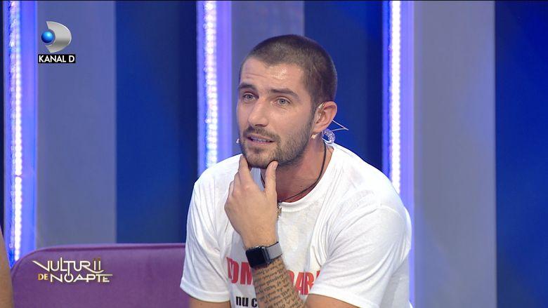"""Se incing povestile la """"Vulturii de noapte""""! Catalin Cazacu, marturisire socanta: """"M-a traumatizat!"""""""