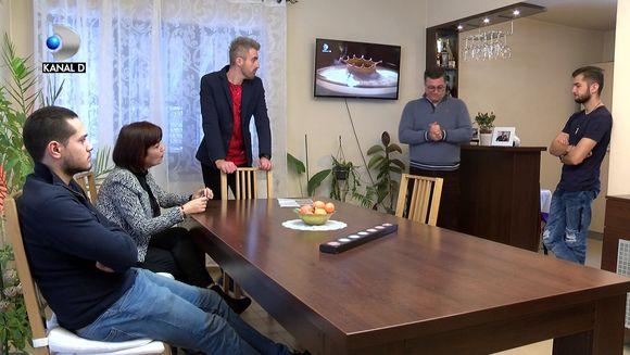 """Cand """"aschia nu sare departe de trunchi""""! Povestea familiei Cristescu continua si astazi, la """"In cautarea adevarului"""", de la 17:30, la Kanal D!"""