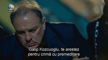 Ayhan a jurat sa se razbune pe familia Kozguoglu pentru cele intamplate Leylei! Afla la ce masuri radicale va recurge barbatul pentru a se razbuna pe Galip, in aceasta seara, de la ora 20:00, la Kanal D!