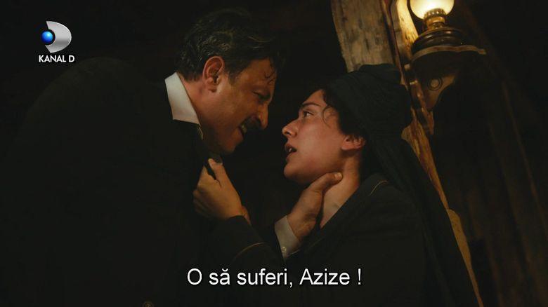 Tevfik o ameninta cu moartea pe Azize! Afla cum ii pune viata in pericol, pentru a se salva pe sine si ce capcana ii pregateste lui Cevdet, in aceasta seara, de la ora 20:00, la Kanal D!