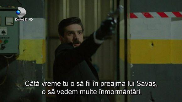 """Beliz il ameninta cu moartea pe Oktay! Afla la ce masuri extreme va recurge avocata pentru a-si apara fratele de furia procurorului, in aceasta seara, intr-un nou episod dramatic din serialul """"Meryem"""", de la ora 20:00, la Kanal D!"""