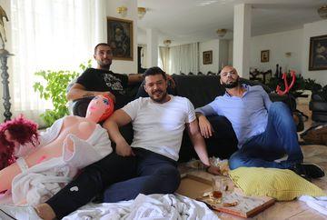 """Giani Kirita, Catalin Cazacu si Victor Slav sunt, din aceasta toamna, """"Vulturii de noapte"""", la KANAL D"""