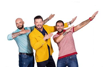 """Nu ratati cel mai tare show """"Vulturii de noapte"""", prezentat de Victor Slav, Giani Kirita si Catalin Cazacu, in aceasta seara, de la 23:15, la Kanal D!"""