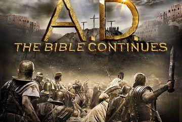 Anno Domini - Biblia continua