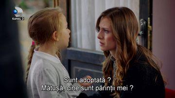 """Efsun trece prin momente de groaza! Fetita ei isi gaseste refugiul alaturi de Bahar, azi, in """"Bahar: Viata furata"""", de la 20.00, la Kanal D"""