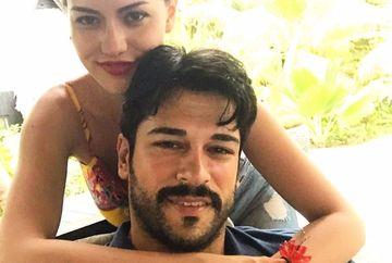 "Sotiei lui ""Kemal"" din ""Dragoste infinita"" (Burak Ozcivit) ii e rusine de cum arata? Actrita Fahriye Evcen, demascata ca posteaza imagini prelucrate in Photoshop! Uite cum arata ea de fapt"