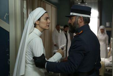 """AZIZE, la un pas de a descoperi secretul de stat al sotului ei! Afla cum va reusi colonelul CEVDET sa redreseze situatia, in aceasta seara, de la ora 20:00, intr-un nou episod plin de suspans, din serialul """"PATRIA MEA ESTI TU"""", la Kanal D!"""