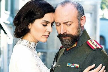 "Halit Ergenc (Cevdet din ""Patria mea esti tu"") a rabufnit:  ""Putin respect, va rog!"" Iata cum a reactionat atunci cand presa din Turcia a speculat ca va divorta de sotia sa, Berguzar Korel!"
