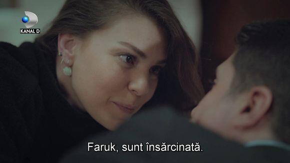 """Sureyya si Faruk, in culmea fericirii! Cei doi indragostiti vor deveni parinti! Afla cum va primi Esma vestea ca """"mireasa din Istanbul """" ii va oferi un nepot, in aceasta seara de la ora 20:00, la Kanal D!"""