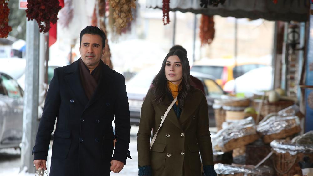 """""""Dragoste si ura"""", o noua poveste de iubire intra in casele romanilor, imediat dupa Sarbatori, din 11 ianuarie!"""