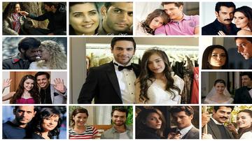 """Ele au fost cele mai potrivite cupluri din serialele turcesti in 2017! Iata ce loc au ocupat actorii tai preferati, Asli Enver si Ozcan Deniz (Sureyya si Faruk din serialul """"Mireasa din Istanbul"""")!"""