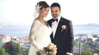 "Emrah Erdogan (protagonistul noului serial ""Dragoste si ura""), nunta de vis cu frumoasa cantareata belgiana, Sibel Kirer! Iata cele mai inedite ipostaze!"