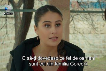 """Pembe arunca """"bomba"""" in familia Gorecki! Afla ce se va intampla cu batranul Fazil, in aceasta seara, de la ora 20:00, la Kanal D!"""