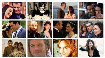 Unul dintre cele mai indragite cupluri din Turcia, la un pas de divort? Iata cine sunt cei doi parteneri care au pozat mereu in ce mai fericita familie!