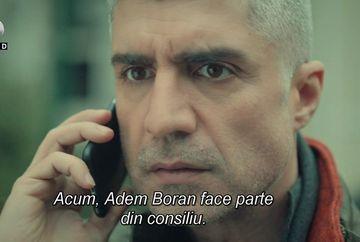 """Fikret da lovitura de gratie familiei Boran! Afla ce decizie socanta va lua pentru a-i da cea mai crunta lectie fratelui sau, Faruk, in aceasta seara, intr-un nou episod dramatic din serialul """"Mireasa din Istanbul"""", de la ora 20:00, la Kanal D!"""