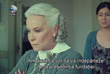 """Esma descopera adevarata fata a lui Ipek! Afla cum va reactiona si ce masuri va lua stapana conacului Boran impotriva nurorii sale, intr-un nou episod din serialul """"Mireasa din Istanbul"""", in aceasta seara, de la ora 20:00, la Kanal D!"""