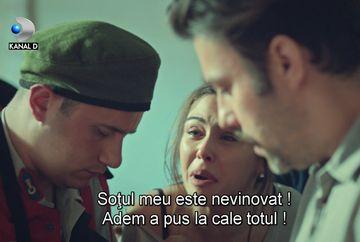 """Fikret este arestat! Afla ce anume declanseaza din nou furtuna la conacul Boran, in aceasta seara, intr-un nou episod din serialul """"Mireasa din Istanbul"""", de la ora 20:00, la Kanal D!"""