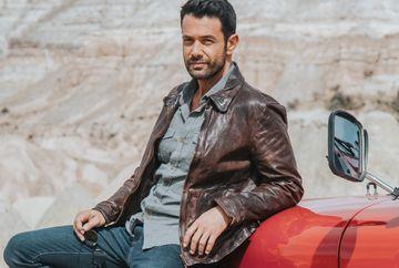 "Keremcem, indragitul actor turc, revine in casele romanilor, de astazi, in ""Dragoste si ura""!"