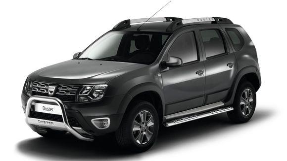 WOW, cat de bine arata noul Duster! Dacia a publicat primele imagini oficiale cu noul model