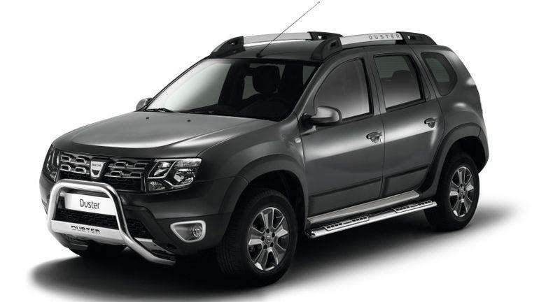 Primele imagini oficiale cu noul Dacia Duster! Schimbarile sunt