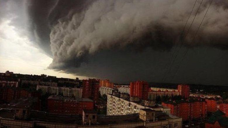 AVERTIZARE METEO: COD GALBEN de furtuna, ploi si grindina! Ce zone vor fi lovite de vijelie
