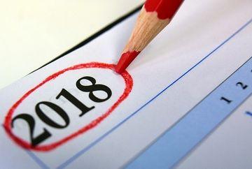 Zile libere in 2018! Cand poti sa-ti planifici plecarile si vacantele!