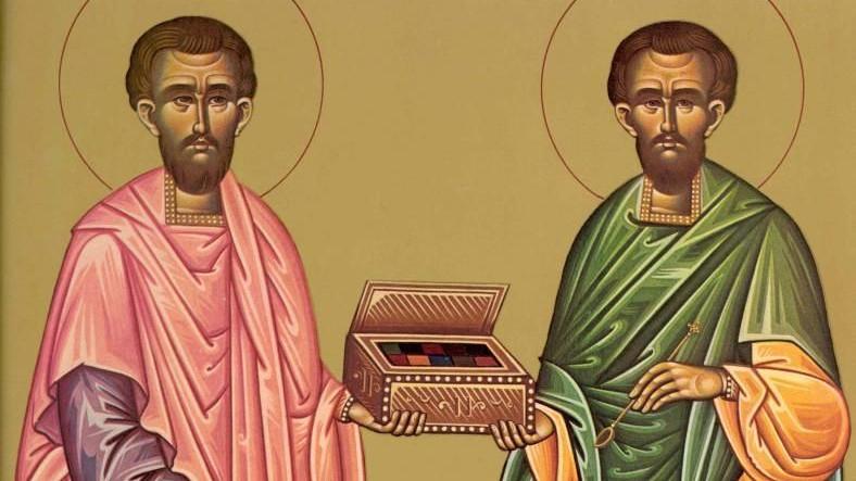 Doi sfinti facatori de minuni, sarbatoriti astazi in calendarul ortodox! Raspund la aceasta rugaciune si vindeca orice boala