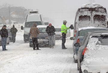 Vremea se schimba radical: vin ninsorile si gerul! Uite de cand incepe sa ninga in Bucuresti
