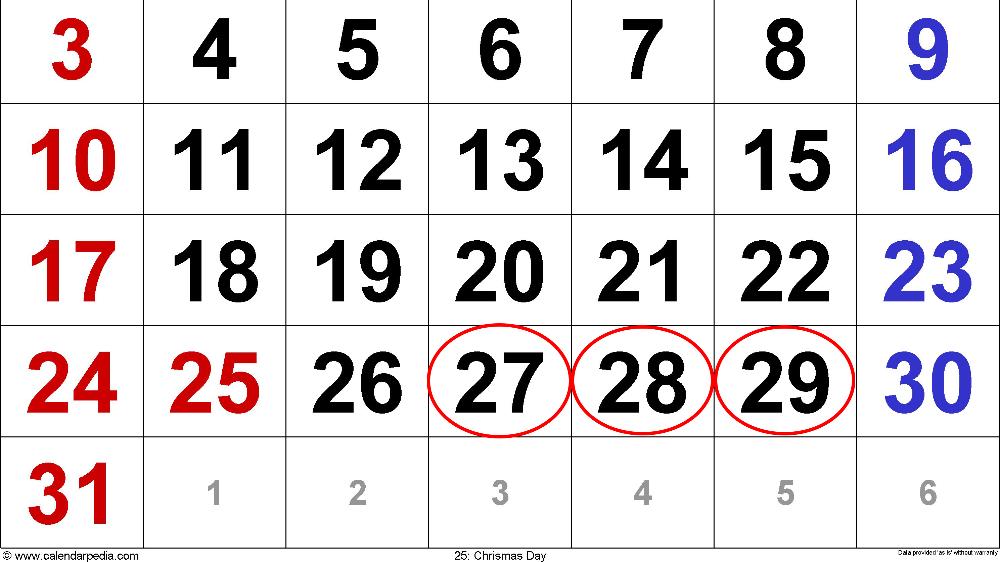 Guvernul a facut anuntul! E oficial: ce se intampla cu zilele de 27, 28 si 29 decembrie