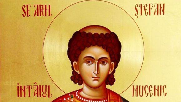 Cea mai puternica rugaciune catre Sfantul Stefan - se spune ca cei care o rostesc astazi scapa rapid de orice necaz