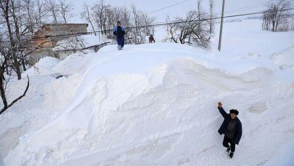 Meteorologii au facut anuntul: Romania va fi lovita de ninsori puternice si viscol! Iata cand incepe totul