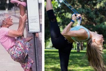 Legatura neasteptata dintre Anca Surdu, concurenta de la EXATLON si bunicuta din imagine!