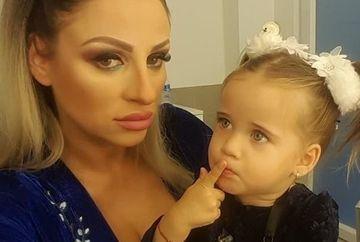 Fetita Sanzianei Buruiana e fan Exatlon! Vezi un video de senzatie cu micuta Iza – Video!