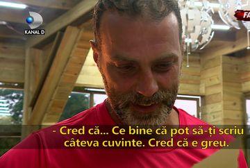 Oltin Hurezeanu e un norocos: iubita lui e un fotomodel care a defilat pentru Armani si Moschino! Cine e cea care i-a scris mesajul emotionant citit de Faimos duminica seara