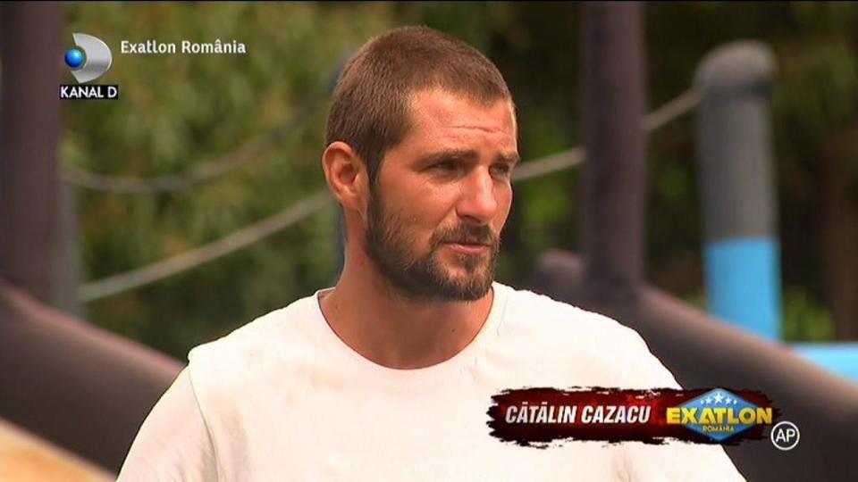 Ce au facut prietenii lui Catalin Cazacu pentru a-l salva de la eliminare pe concurentul Exatlon