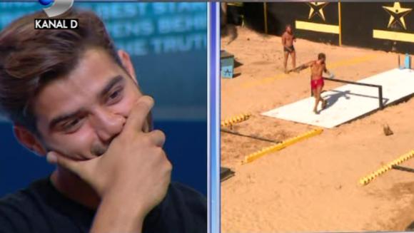 Stefan, despre cursa decisiva, in care a pierdut dramatic locul in marea finala Exatlon! Iata ce marturisiri a facut fostul razboinic despre cele mai dificile momente care l-au marcat profund in semifinala!