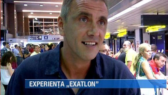 Cosmin Cernat s-a intors in Romania! Avem primele declaratii, a facut dezvaluiri din culisele EXATLON