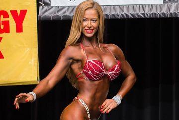 La un an dupa ce a castigat titlul la fitness in Cipru, Alina de la Exatlon a imbracat pentru prima data acest costum de baie! Uite cat de mult i s-a schimbat corpul in Dominicana