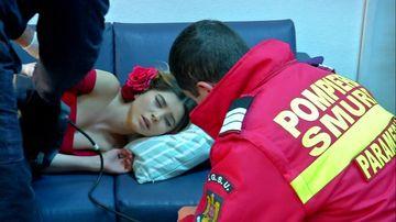 """Valeria de la """"Bravo, ai stil!"""" a ajuns de urgenta pe mainile medicilor! Anuntul a fost facut de Ilinca Vandici"""