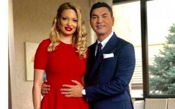 Valentina Pelinel si Cristi Borcea au facut anuntul: ce nume vor avea gemenii pe care ii asteapta!
