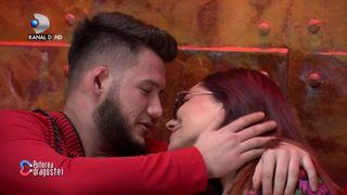 Raluca si Ricardo, primul sarut in camera rosie! Iata ce si-au spus cei doi indragostiti si cum au trait primii fiori ai iubirii!