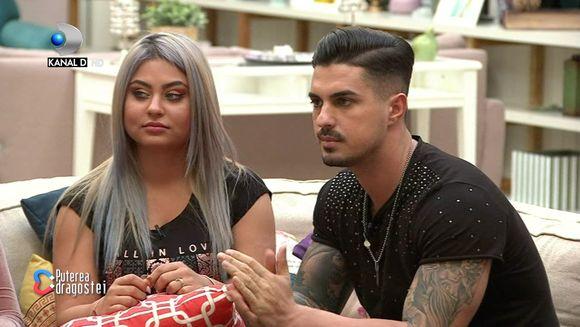 Raluca Marina, marturisire socanta! Ar forma un cuplu cu None, dar se teme de el? Iata ce si-au spus cei doi concurenti!