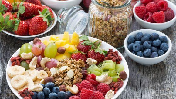 Dieta DASH, cea mai eficienta dieta din lume!