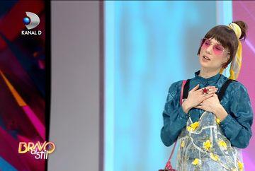 """Concurenta Corina: """"Merg sa castig titlul de <cea mai nebuna femeie de pe Matasari>"""", astazi, de la ora 22:00, la """"Bravo, ai stil!"""""""